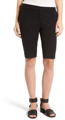 Halogen Stretch Bermuda Shorts (Regular & Petite)