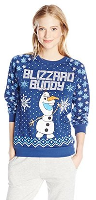 Disney Junior's Frozen Ugly Sweatshirt $24.99 thestylecure.com