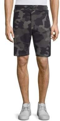 Wesc Marty Camouflage Drawstring Shorts