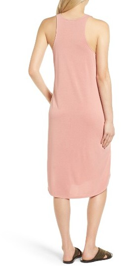 Women's Trouve Tie Front Knit Dress 2