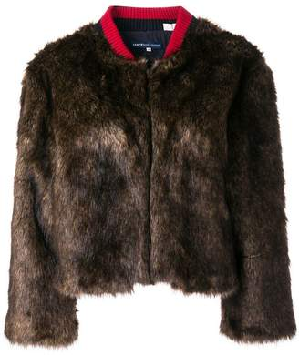 Levi's textured jacket