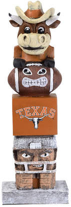 Evergreen Texas Longhorns Tiki Totem