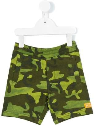 Diesel camouflage shorts