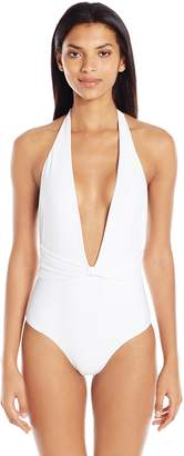 6 Shore Road by Pooja Women's the Sea One Piece Swimsuit