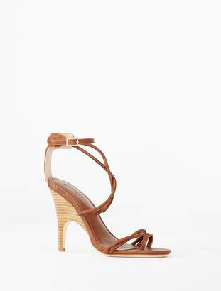 Halston LOUISA WEDGE SANDAL