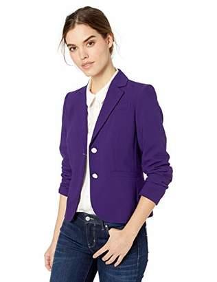 Calvin Klein Women's Lux Two Button Jacket