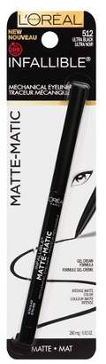 L'Oreal Infallible Matte-Matic Eyeliner