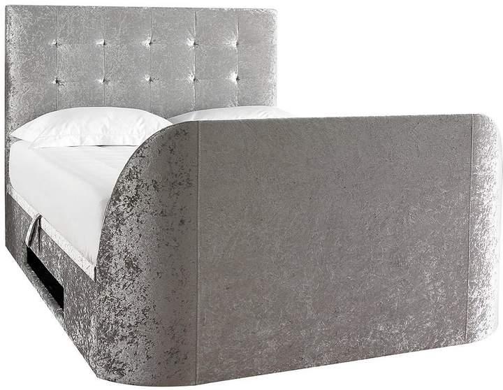 Scarpa Lift Up Tv NDD Double Bed + Gold Matt
