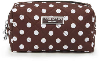 Henri Bendel Quilted Small Cosmetic Bag