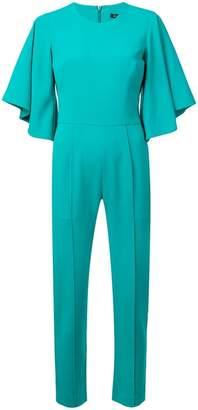 Black Halo Milla butterfly sleeve jumpsuit