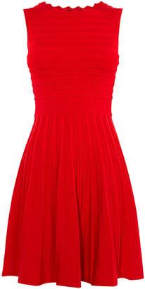 Karen Millen Scallop Knit Dress