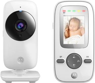 Motorola Baby Monitor MBP481 Digital Wireless Video Baby Monitor