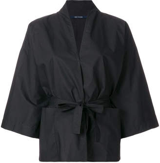 Sofie D'hoore kimono wrap waist blouse