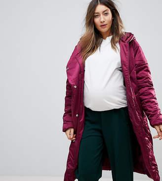 Asos Midi Puffer Coat