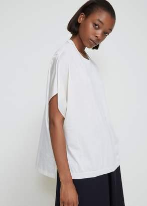 Dusan Short Sleeve Constrast Silk Knit