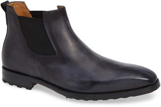 Mezlan Omar Lugged Chelsea Boot