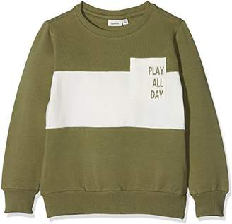 Name It Boy's Nmmdalkon Sweat Sweatshirt