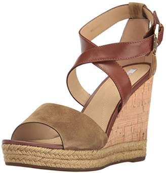 Geox Women's W Janira 9 Wedge Sandal