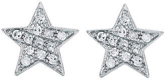 The Alkemistry Julianna Himiko 14ct white-gold and diamond earrings