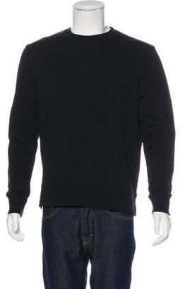 Acne Studios 2015 Zip-Accented Flinton Sweatshirt