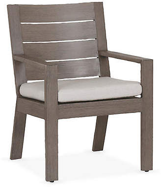 One Kings Lane Laguna Armchair - Canvas Sunbrella