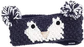 Fat Face Girl's Penguin Headband,(Manufacturer Size: One)