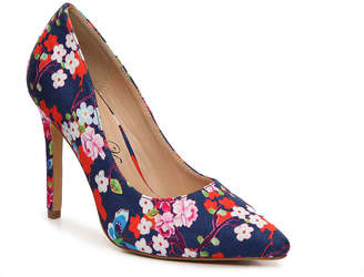 a6af5f3aa3be Penny Loves Kenny Pointed Toe Pumps - ShopStyle