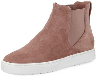 Vince Newlyn Sport Suede High-Top Sneakers