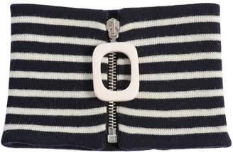 J.W.Anderson Zip Extra Fine Merino Wool Neckband