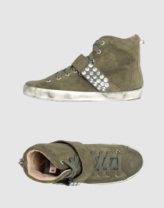 HELEN YOI High-top sneaker