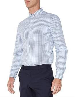Ben Sherman Ls Multi Gingham Camden Fit Shirt