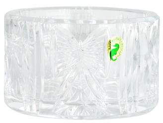 Waterford Crystal Millennium Champagne Bottle Coaster