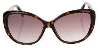 Marc by Marc Jacobs Tortoiseshell Square Sunglasses