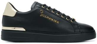 Billionaire logo sneakers
