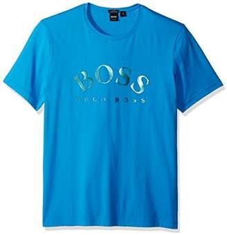 HUGO BOSS BOSS Green Men's Tallone Modern Heritage Logo Tee