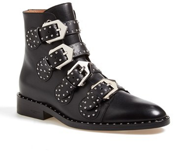Women's Givenchy Buckle Bootie