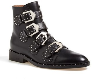 Women's Givenchy Buckle Bootie $1,395 thestylecure.com