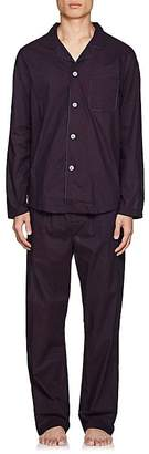 Derek Rose Men's Nelson Cotton Pajama Set