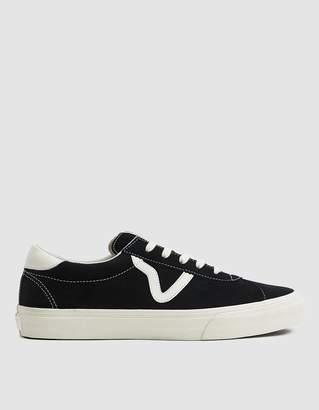 Vans Vault By Epoch Sport LX Sneaker in Black