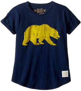 Original Retro Brand The Kids Cal Bear Short Sleeve Crew Tee Girl's Clothing