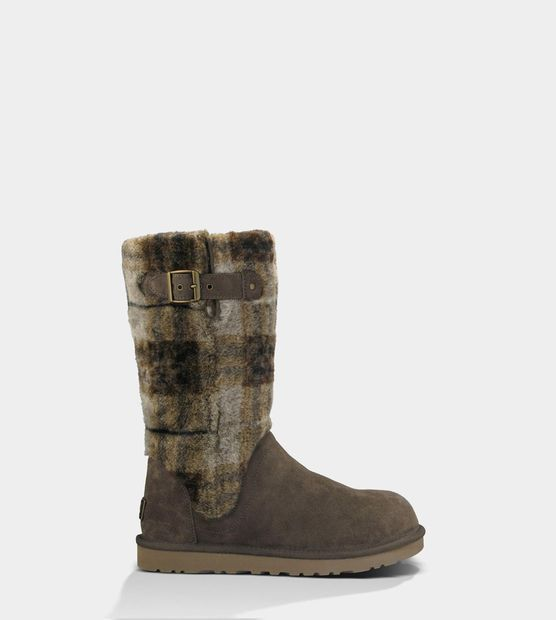 UGG Womens Katerina Plaid