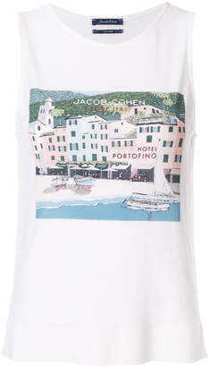 Jacob Cohen Portofino tank top