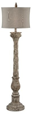 """Ophelia & Co. Farview 66"""" Traditional Floor Lamp & Co."""