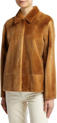 The Row Frim Mink Fur Jacket