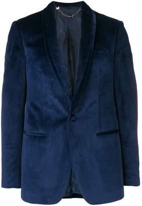 Billionaire classic velvet blazer