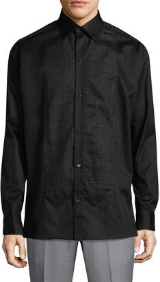 Eton Blend Tuxedo Sportshirt