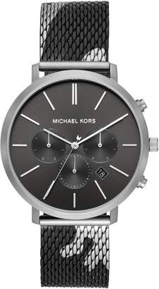 MICHAEL Michael Kors Blake Chronograph Mesh Strap Watch, 42mm