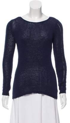 Rachel Zoe Lightweight Long Sleeve Sweater