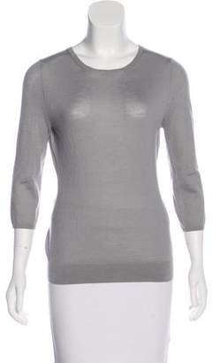 Jason Wu Scoop Neck Cashmere Sweater