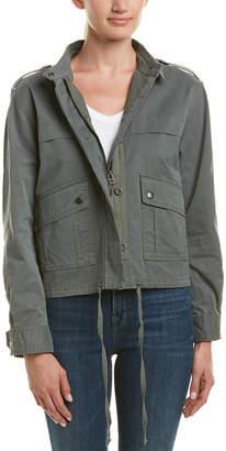 Velvet by Graham & Spencer Mara Army Jacket